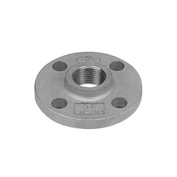 Stainless Steel Screw-In Tube Fitting 5KF Screw-In Flange (Lost Wax Product)