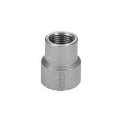 Stainless Steel Screw-In Tube Fitting Socket with Reducing