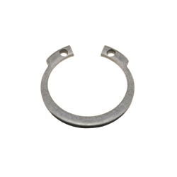 Round R Type Retaining Ring (with Hole)