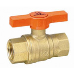 FF Type (Full-Bore) Ball Valve, Full Bore, Orange T Handle