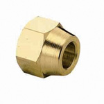 Copper Tube Fitting, ⌀8 Flared Nut