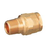 Double Lock Joint, WJ44 Type, Compatible with Tapered Male Screw Pipe End Core