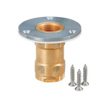Double Lock Joint, WJ8/17, Piping Adapter, Made of Bronze