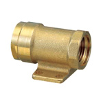 Water Faucet Socket Bronze with Double Lock Joint WJ9