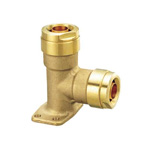 Double Lock Joint, WL23 Type, Shoulder Seat Elbow Socket, Made of Bronze