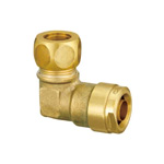 Double Lock Joint WL42 Type Copper Tube Conversion Elbow