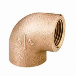 Bronze Fitting, Gunmetal Elbow