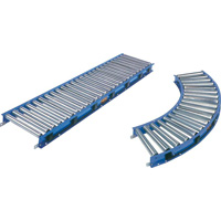 High Torque Type Motor Roller Conveyor - 57 mm Diameter - 305 to 790 mm Width (WHS type)