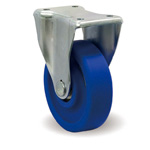 Steel Plate Caster, with Fixed K Fitting MCB/K