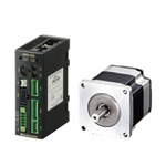 Stepping motor, αSTEP, highly-efficient, AR series, DC power input, standard type