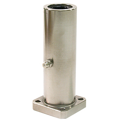 Flanged Linear Bushing Long LFLK-Shaped Rectangular-Shaped Flange Oil Hole
