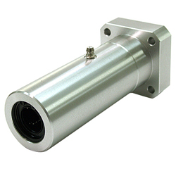 Linear Bush Housing with Flange LFWL Type Long Rectangular Flange Aluminum Case with Lubrication Hole