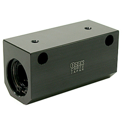Linear Bushing Housing CHW Type, Double, Compact, Aluminum Case