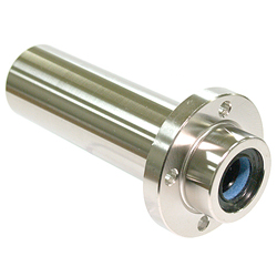 Maintenance-Free Flanged Linear Bushings LFLB-MF-Shaped Long Boss Position Round-Shaped Flange