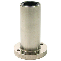 Flanged Linear Bushings LFDM-Shaped (ECO Series) Double Round-Shaped Flange