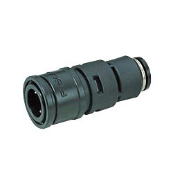 Light Coupling 20 Series Socket One Touch Fitting Straight