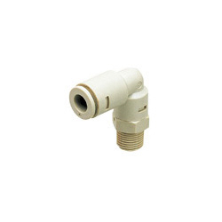 for Chemicals, Tube Fitting Chemical Type Elbow
