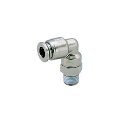 for Sputtering Resistance, Tube Fitting Brass Elbow, Coverless