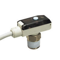 Small pressure sensor, for positive pressure, male screw type, sensor head