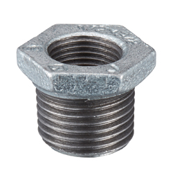 Steel Pipe Fitting - Screw-In Pipe Joint - Bushing