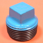Pipe-End Anticorrosion Fitting, RCF-K-Type, Standard Product, Plug