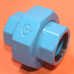 Pipe-End Anticorrosion Fitting, RCF-K-Type, Standard Part, Union