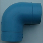 Pipe-End Anticorrosion Fitting, RCF-MK-Type, Standard Product, Elbow