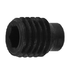 Hexagon Socket Set Screw, Bar Tip, by Nissan Screw Co., Ltd.