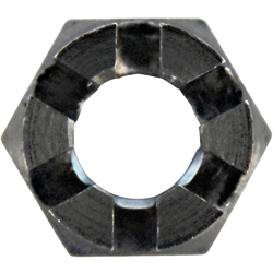 Castellated Nut, Tall Type, 2 Type, Fine-Thread