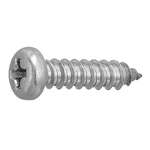Cross Recessed Pan Head Tapping Screw, Type 4 AB Shape