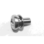Phillips Head Binding Screw P=4 (SW +JIS Small Flat W)