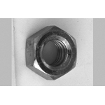 Hex Nut 2 Types Machined