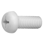 PVDF Phillips Pan Head Screws