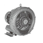 Electric blower, vortex type, high pressure series, gust blower (R) (U2S type)