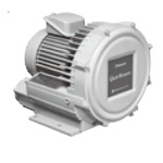 Electric blower, vortex type, high pressure series, gust blower (R) (U2V type)
