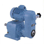 Belt Type Infinitely Variable-speed Motor, TX Series