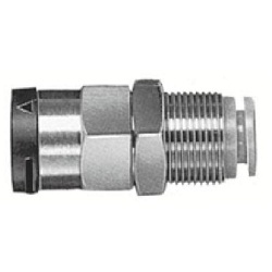 Bulkhead Female Connector KBE Piping Module KB Series
