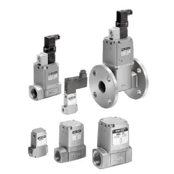 Coolant Valve, Air Operated / External Pilot Solenoid VNC Series