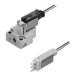 Compact Direct Operated 3 Port Solenoid Valve S070 Series