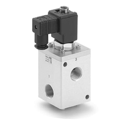 5.0 MPa Pilot Operated 3-Port Solenoid Valve VCH400 Series