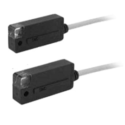 Solid State Auto Switch, Direct Mounting Style, D-M5N/D-M5P/D-M5B