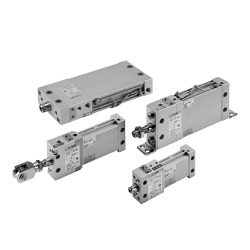 MLU Series Plate Cylinder With Lock