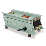 Linear feeder LF series (coil spring vibration-proof type)
