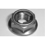 Flange Stable Nut, Flat Diameter Large