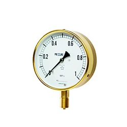 Socer Planning General-Use Pressure Meter / Compound Gauge / Vacuum Gauge - A Type