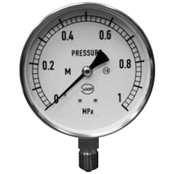 Socer Planning Steam Pressure Meter / Compound Gauge / Vacuum Gauge - A Type