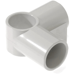 Plastic Joint for Pipe Frame, PJ-100C