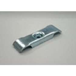Pipe Frame Caster Attachment Brackets JB-008