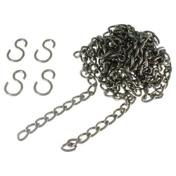 Cut chain iron