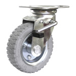 ZIBJ Caster AIJB with Pneumatic Wheels/Flat Free Wheels